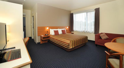 Room at Heartland Auckland Airport