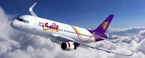 Thai Smile Low-cost Airline