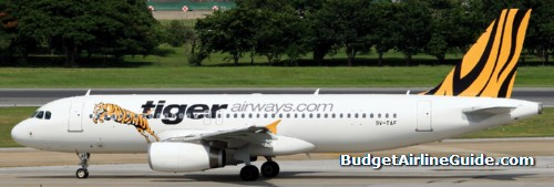 Tiger Airways Low-cost Airline