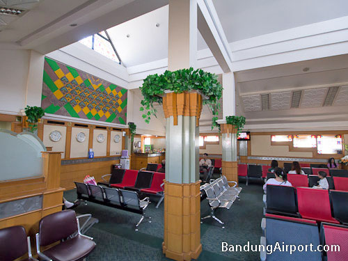 International Departures Waiting Area