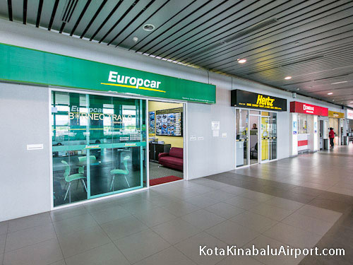 Car Rental Offices