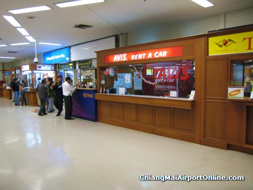 Car Rent Udon Airport