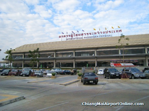 Chiang Mai Airport International Passenger Terminal