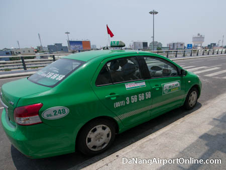 Da Nang Airport Transportation