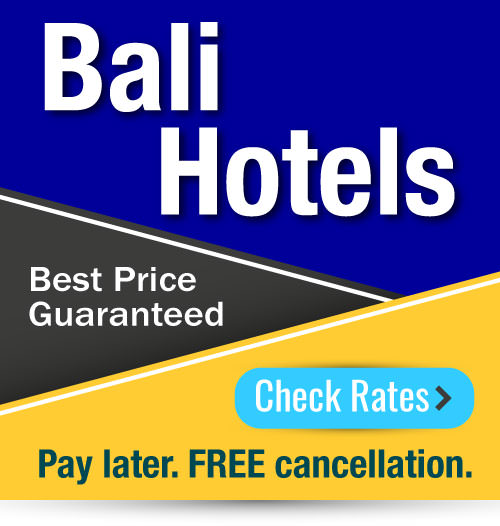 Bali hotels and resorts