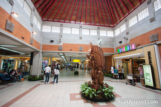 Bilderesultat for bali airport