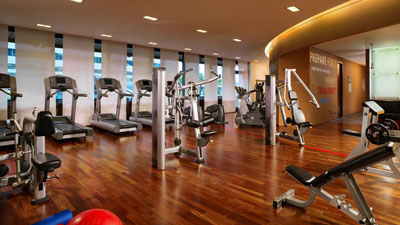 Fitness Center - Gym