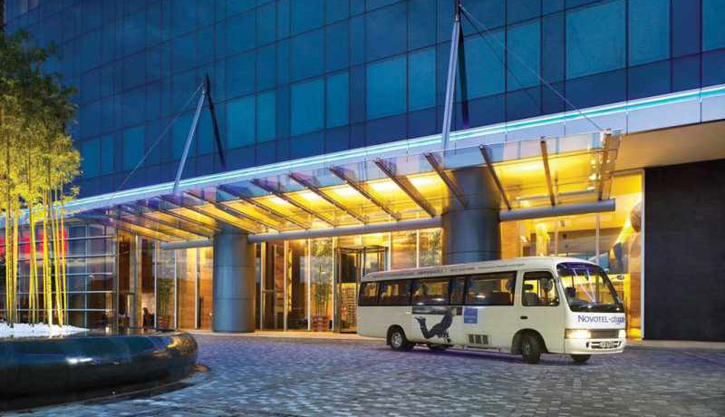 Novotel Hong Kong Airport Shuttle Bus