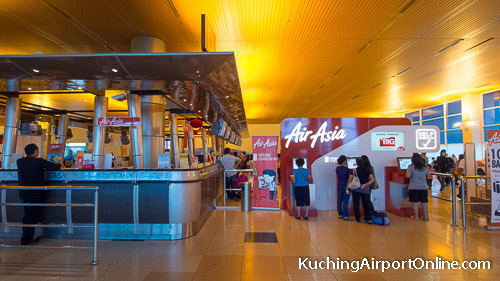 AirAsia Check-in Counters