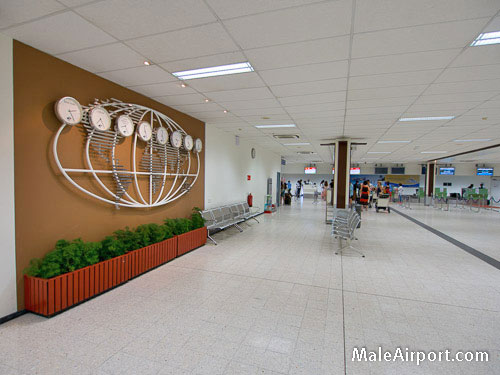 Male Airport International Terminal