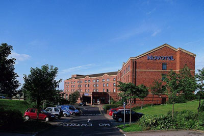 Novotel Newcastle Airport Hotel