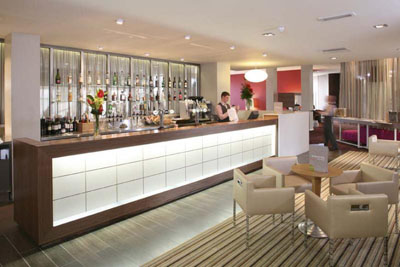 Hotel Bar Novotel Newcastle Airport