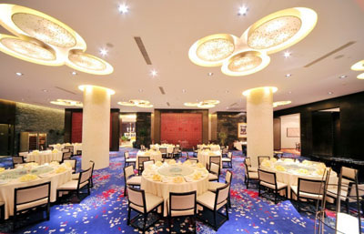 Chinese Restaurant at The QUBE Pudong
