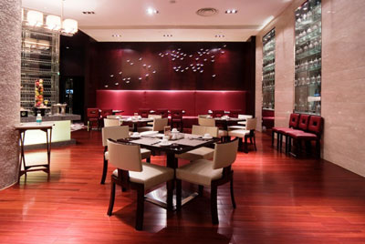 Western Restaurant Pudong Airport Hotel