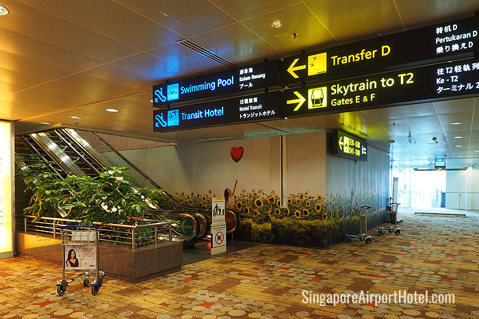 Singapore Changi Airport Hotel Guide