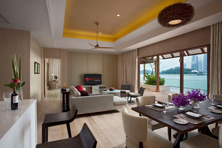 Beach Villas at Resorts World Sentosa