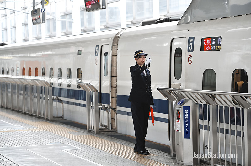 Tokaido Shinkansen Line is the busiest high-speed line in the world