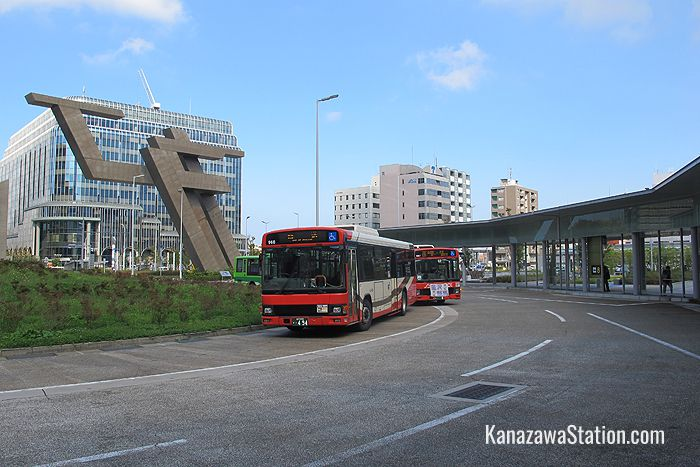 The West Gate bus terminal