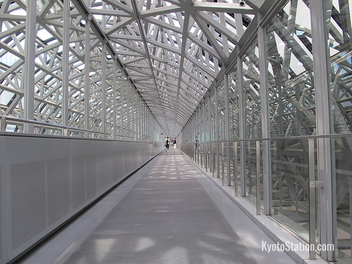 The Skyway tunnel