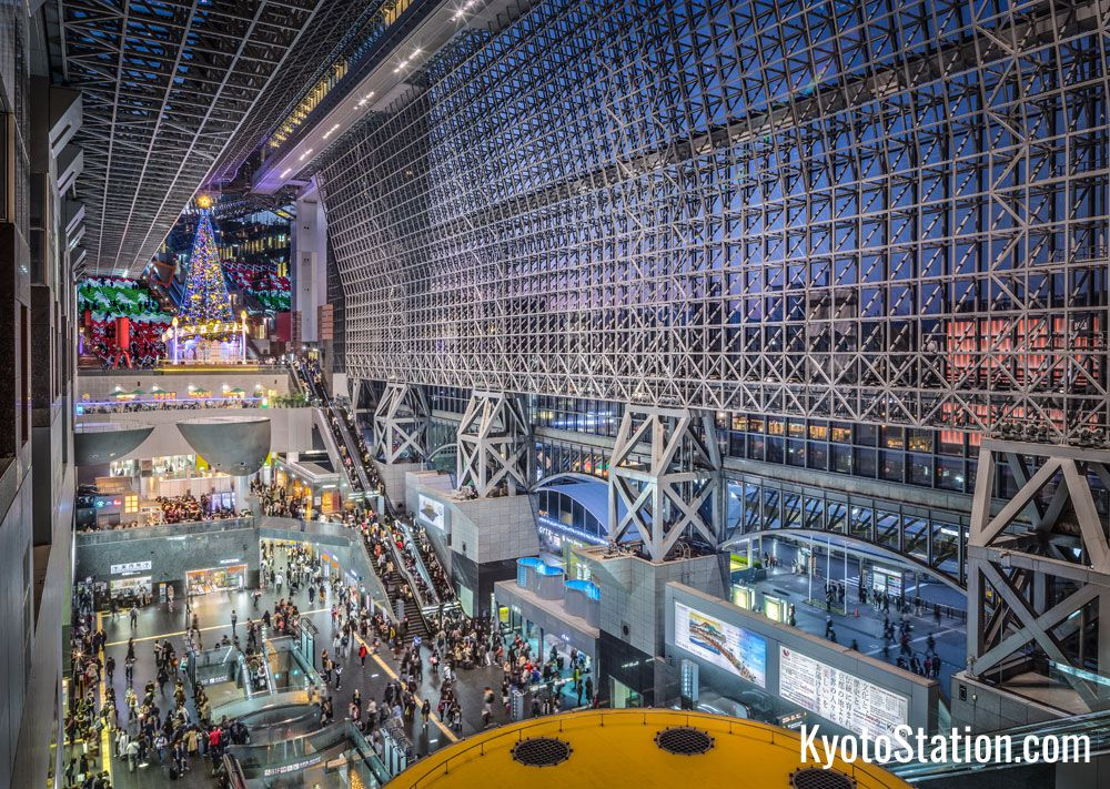 Kyoto Station Kyoto Station And Transportation Guide