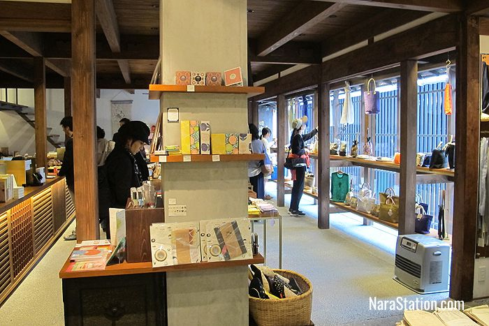 Yu Nakagawa Main Store is a chic modern boutique in a renovated traditional townhouse
