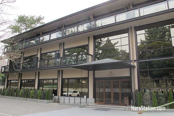 Luxurious accommodation and top-rated facilities at Noborioji Hotel