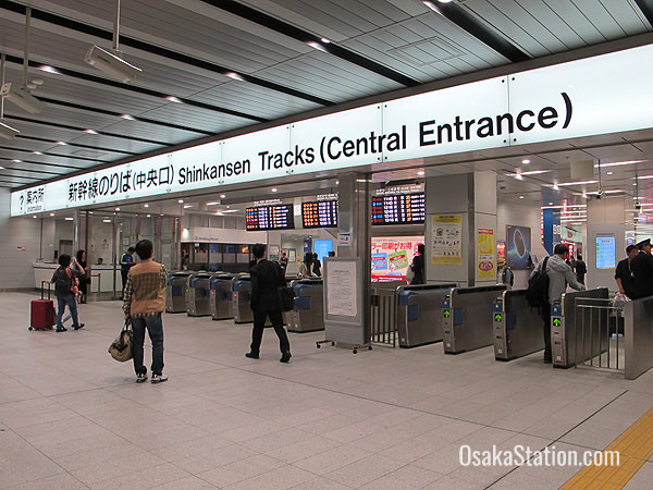 Osaka Station – Osaka Station and Transportation Guide