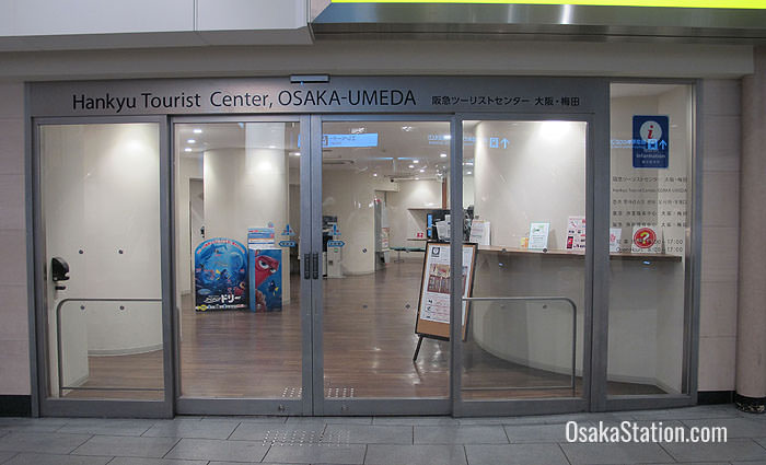 The Hankyu Umeda Tourist Center