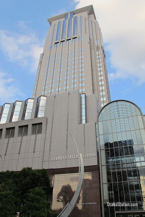 Hotel Hankyu International at The Applause Tower