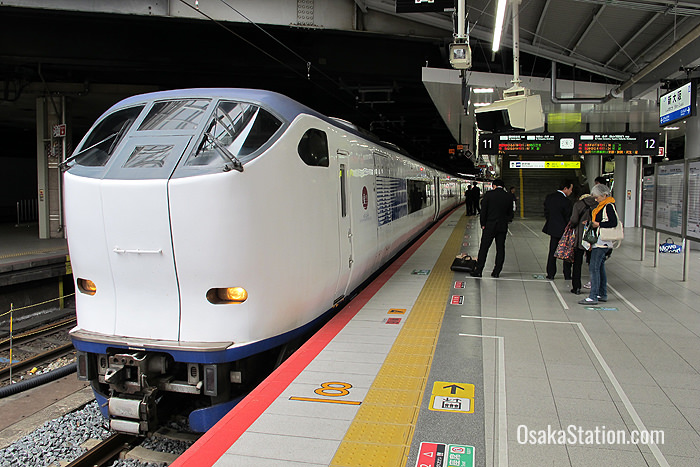 The Limited Express Haruka