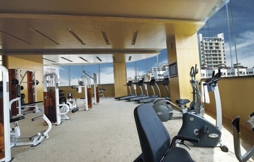 Fitness Center at Baolilai Hotel Shenzhen Airport