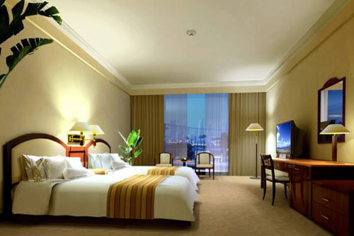 Room at Sunway Shenzhen Airport Hotel