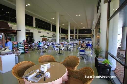 Surat Thani Airport Restaurant