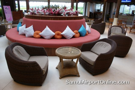 Departure Gate Armchairs